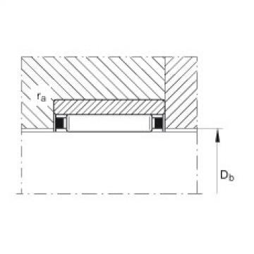 Needle roller bearings - RNAO8X15X10-TV-XL