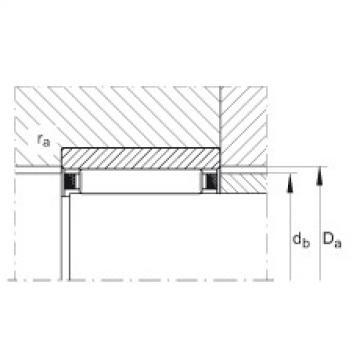 Needle roller bearings - RNAO7X14X8-TV-XL