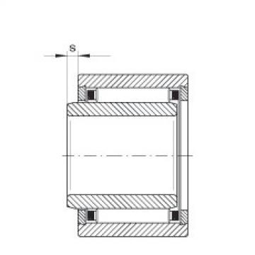 Needle roller bearings - NKI5/16-TV-XL
