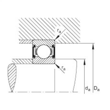 Deep groove ball bearings - 6309-C-2BRS
