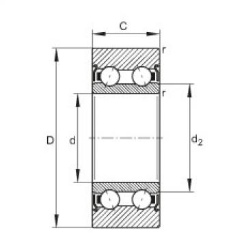 Track rollers - LR5203-X-2Z-TVH-XL