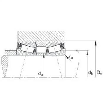 Tapered roller bearings - JK0S050