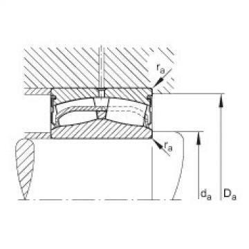 Sealed spherical roller bearings - 24036-BE-XL-2VSR