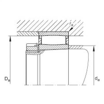 Toroidal roller bearings - C31/670-XL-K-M1B