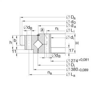 Crossed roller bearings - XA200352-H