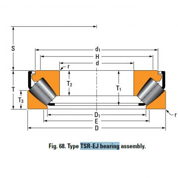 Bearing 294/710EM