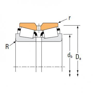 Bearing M249732 M249710CD