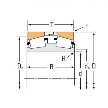 Bearing M262448TD M262410
