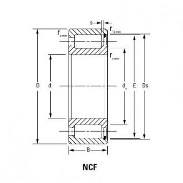 Bearing NCF2952V