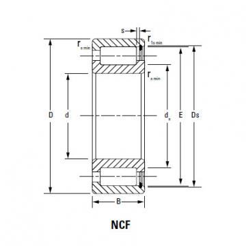 Bearing NNU40/500MAW33 NNU40/500MAW33