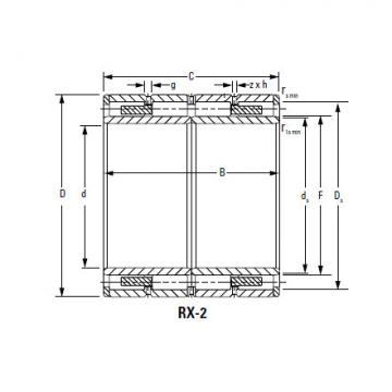 Bearing 850RX3304 RX-1