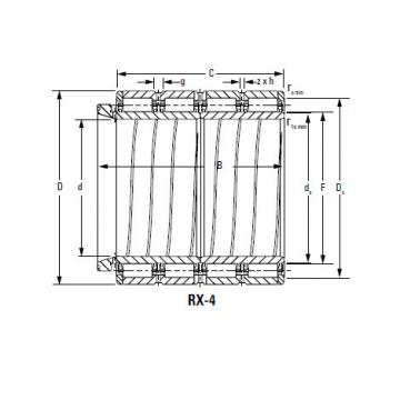 Bearing 730RX2922 RX-1
