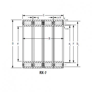 Bearing 400RX2123 RX-1