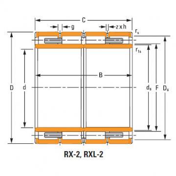 Bearing 530arXs2522 587rXs2522