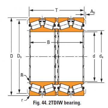 Bearing m244249dgw m244210cd