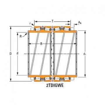 Bearing m271149dgw m271110