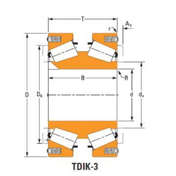 Bearing nP537120 nP400534