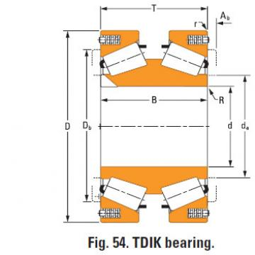 Bearing 392dw 394a