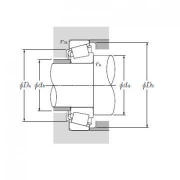 Bearing T-HM256849/HM256810G2