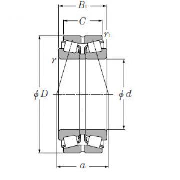 Bearing CRI-4019