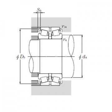 Bearing CRI-2555