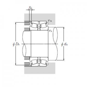 Bearing EE234160/234213D+A