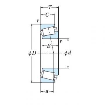 Bearing EE470075/470128