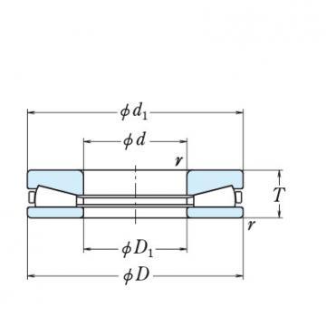 Bearing 254TTF5351