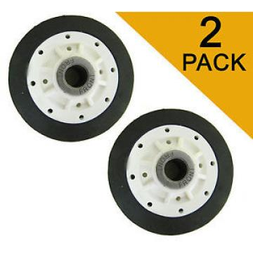 (2 PACK) 37001042, AP4046756, PS2039408, 14218934, 966673 Drum Support Roller