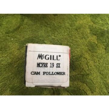 McGill MCFRE 19 SX  Cam Follower  NEW