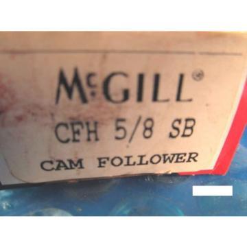 McGill CFH 5/8 SB, CAMROL® Heavy Stud Cam Follower