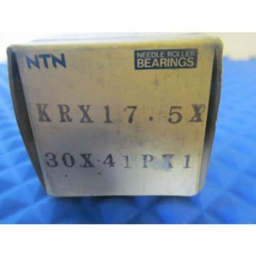 New NTN Cam Follower KRX 17.5X30X41 PX1 Free Shipping