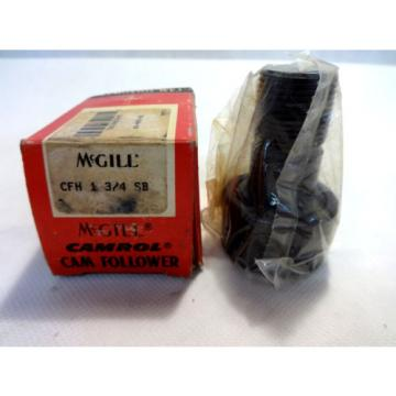 NEW IN BOX MCGIL  CFH 1-3/4 SB CAM FOLLOWER BEARING