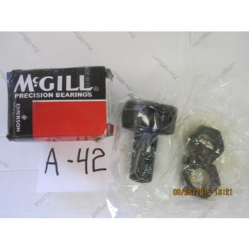 McGILL MCF 40 S Crowned Cam Follower 726166020859 Emerson