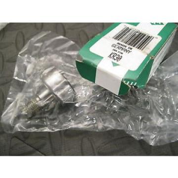INA KR30 Cam Follower,  30mm Roller x 12mm Threaded Shank