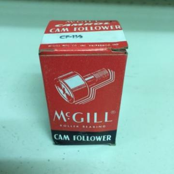 "NEW,  McGILL  CF-  1 1/2""  CAM FOLLOWER   ( QTY. OF 4 )"