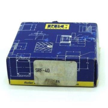 NIB RBC SRF-40 CAM FOLLOWERS AND YOKE ROLLERS SRF40, 2.000'' OD X 1.000'' W