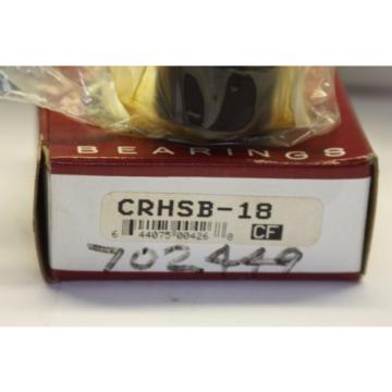 CONSOLIDATED CRHSB-18 CAM FOLLOWER BEARING