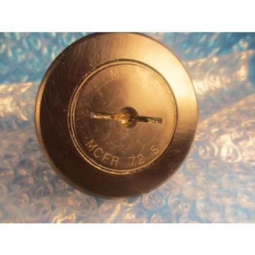 McGill MCFR72S, MCFR 72 S, Series Metric CAMROL® Cam Follower Bearing