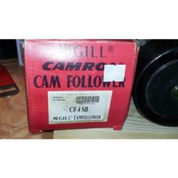 McGill CF4 SB Cam Followers