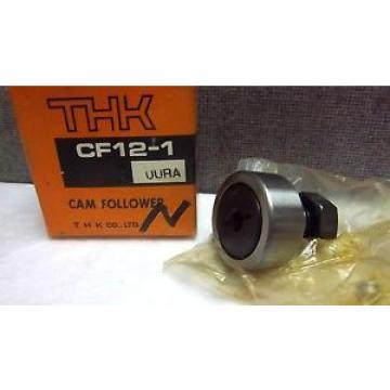 THK CAM FOLLOWER CF12-1 UURA NEW CF121UURA