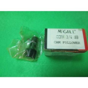 McGill Cam Follower Bearing -- CCFH 3/4 SB -- New