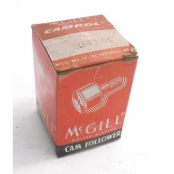 McGILL CCF1 3/4-S Cam Follower - Prepaid Shipping (CCF1-3/4-S)