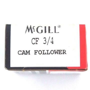 LOT OF 6 NIB MCGILL CF 3/4 CAM FOLLOWERS CF34