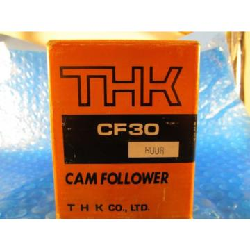 THK CFH30 UUR, 80mm Eccentric Cam Follower (= McGill  MCFR80, INA  KRV80-PP)