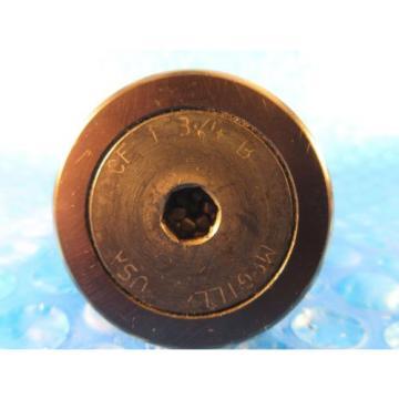 McGill CF1 3/4B, CAMROL® Cam Follower Bearing