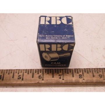 RBC S-40-SWX Cam Centric Cam Follower Bearing NIB