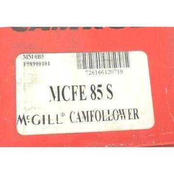 NIB MCGILL MCFE 85 S METRIC CAM FOLLOWER MCFE85S