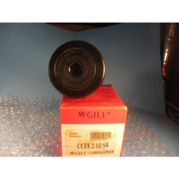 McGill  CCFE2 1/2, SB, CCFE 2 1/2 SB Heavy Cam Follower Bearing
