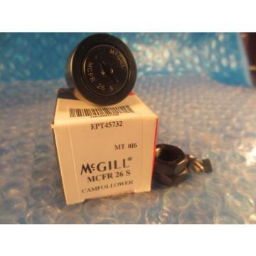McGill MCFR26 S, MCFR 26S,MCFR 26 S, CAMROL® Cam Follower Bearing